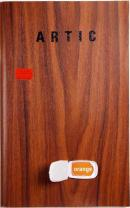Cover zur Artic Ausgabe 09 - orange